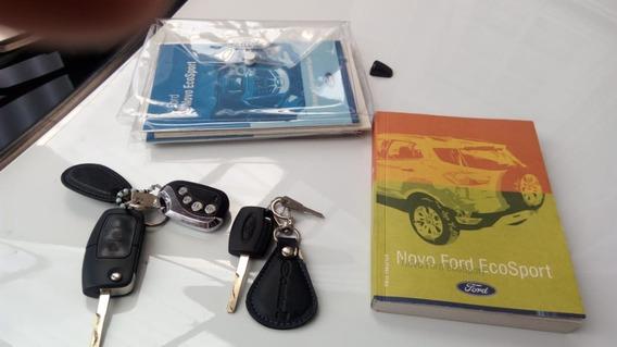 Ford Ecosport 2017 Se Flex Automática Branca - 33.000 Km