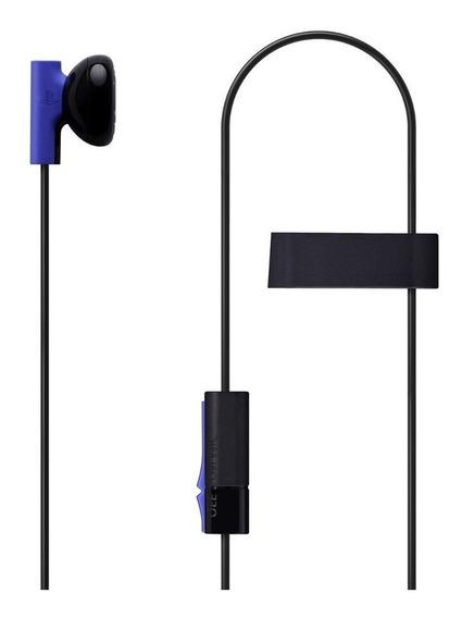 Fone De Ouvido Auricular Ps4 Original C/ Microfone - Sony