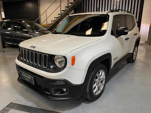Jeep Renegade 1.8 Sport At Plus 2017 Cassano Automobili