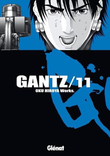 Manga Gantz Tomo 11 - Edt