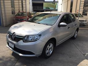 Hermoso Renault Logan 1.6 Expression Aut Previa Cita