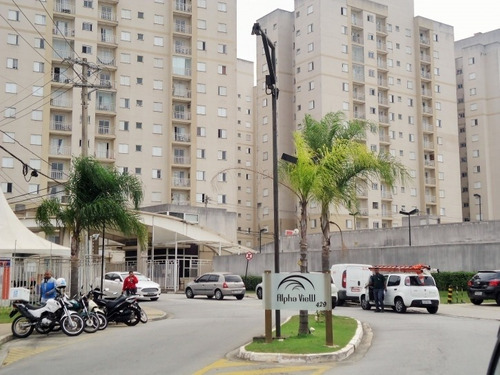 Imagem 1 de 21 de Apartamento 2 Quartos Barueri - Sp - Jardim Tupanci - 0502