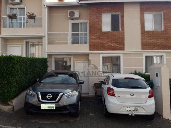 Casa Com 3 Dormitórios À Venda, Por R$ 550.000 - Mansões Santo Antônio - Campinas/sp - Ca14078