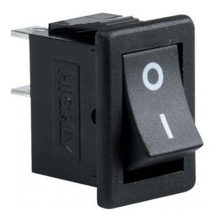 Switch Miniatura, De Balancín, De 1 Polo, 1 Tiro, | Bts-09
