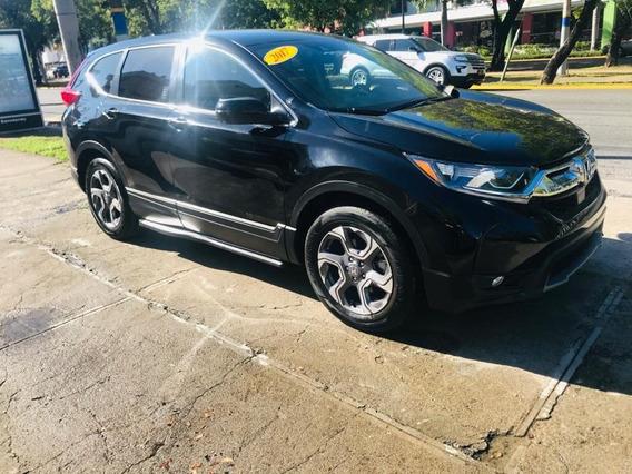 Honda Cr-v Ex-t Clean Carfa