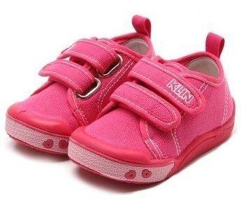Tênis Klin Toy Menina Com Velcro - 942142