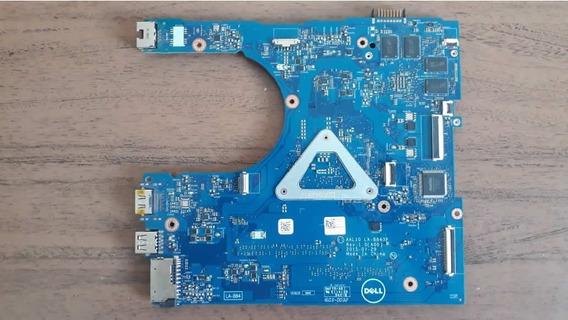 Placa Mãe Dell Inspiron 5558 I7 (com Defeito)