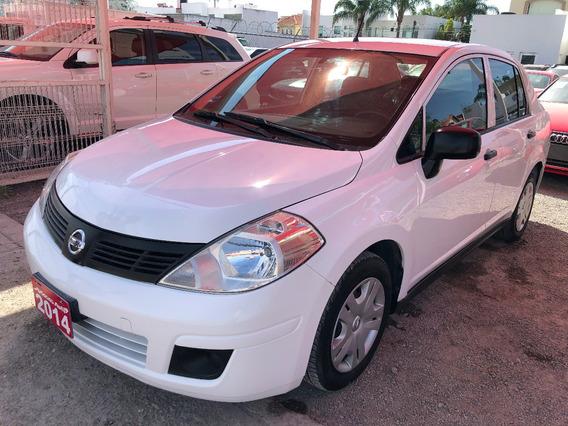 Nissan Tiida Drive 1.6l Tm5 2014 Credito Recibo Auto Financi