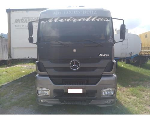 M Benz Axor 2041 4x2 2012/2012