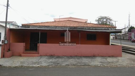 Casa À Venda, 250 M² Por R$ 240 - Contorno - Ponta Grossa/pr - Ca0074