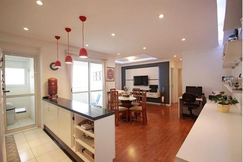 Apartamento 70 Metros Dois Dormitórios Com Terceiro Reversível Suíte Lazer Completo Na Barra Funda! - 15559
