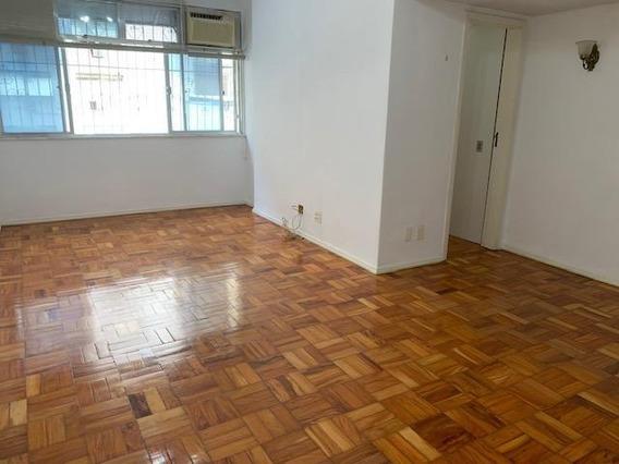Apartamento Em Flamengo, Rio De Janeiro/rj De 115m² 3 Quartos Para Locação R$ 3.200,00/mes - Ap396932