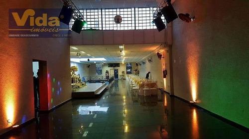 Galpão Em Quitaúna  -  Osasco - 41157