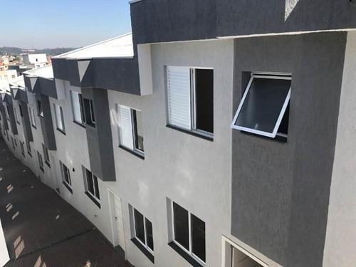 Sobrado Em Guaianazes, São Paulo/sp De 68m² 2 Quartos À Venda Por R$ 245.000,00 - So694402