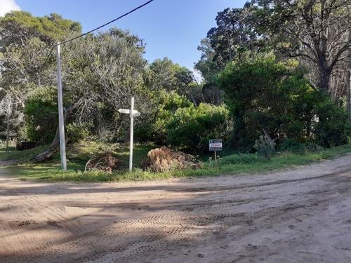 - Lote En Esquina Zona Residencial De Mar Azul - 270 M2 -