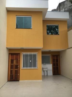 Imagem 1 de 7 de Sobrado Com 2 Dormitórios À Venda, 63 M² Por R$ 340.000,00 - Jardim Santa Terezinha (zona Leste) - São Paulo/sp - So1506