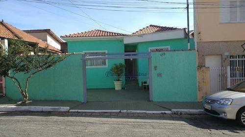 Casa Térrea+sobrado No Imirim - Ca0347