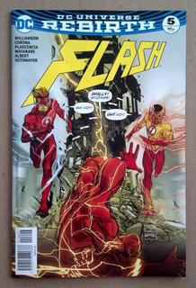 Flash #5 Dc Universe Rebirth