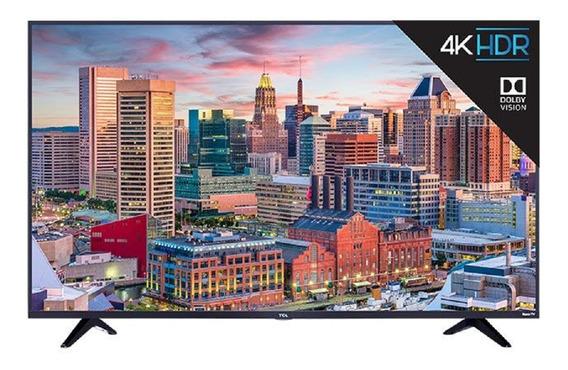 Televisor Tv Marca Tlc 65 Smart Tv Uhd Con Roku Incluido