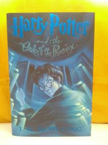 Harry Potter E A Ordem Da Fênix (capa Dura) - Importado