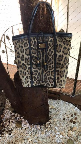 Bolsa Dolce&gabbana Original Leopard