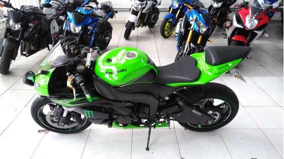 Kawasaki Zx-6r 2011