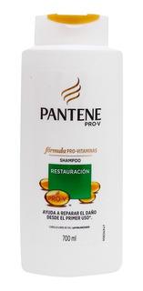 Shampoo Pantene Restauracion 700 Ml