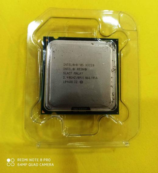 Processador Intel Xeon 3220 2.4ghz/8m/85a Lga 775