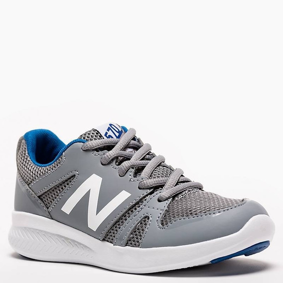 New Balance Kj570gry - Infantil Tam 30