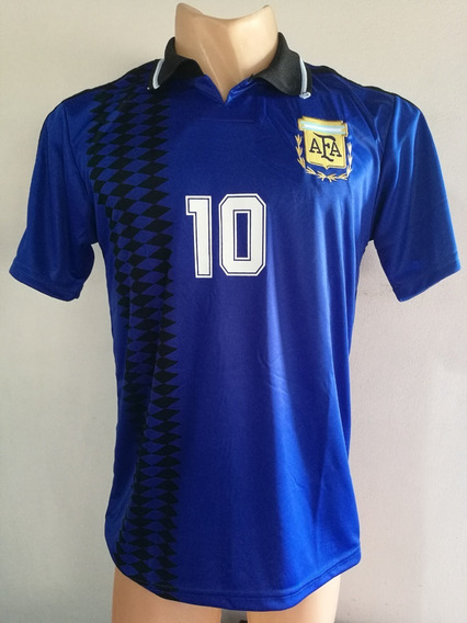 Camiseta Retro Maradona 94 Suplente