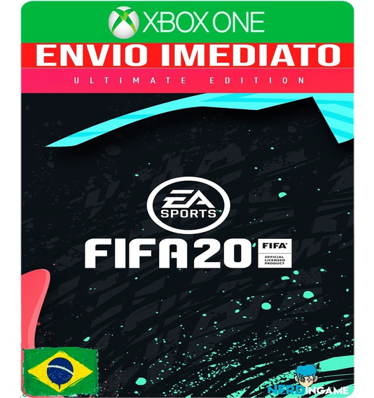 Fifa 20 Ultimate - Xbox One Midia Digital - Conta Unica