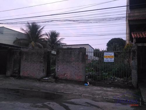 Imagem 1 de 4 de Terreno À Venda, 450 M² Por R$ 130.000,00 - Saracuruna - Duque De Caxias/rj - Te0002