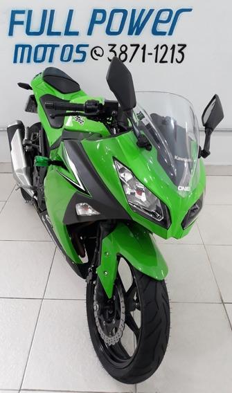 Kawasaki Ninja 300r Verde 2017/2017