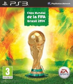 Fifa World Cup 2014 Ps3 Original Entrega Inmediata