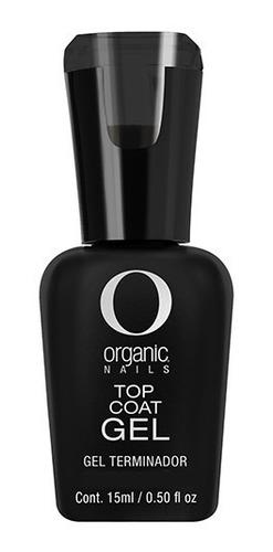 Imagen 1 de 9 de Top Coat Color Gel By Organic Nails