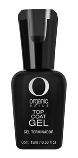 Top Coat Color Gel By Organic Nails