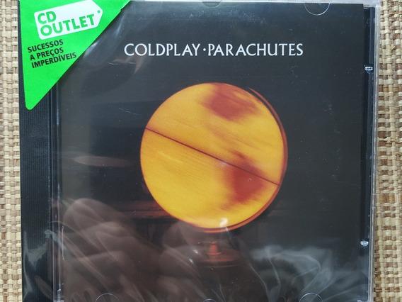 Cd Coldplay - Parachutes