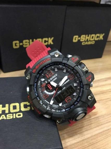 Relógios G-shock Casio Kit Com 10 Unidades