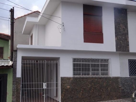 Sobrado Em Bairro Santa Maria, São Caetano Do Sul/sp De 98m² 2 Quartos À Venda Por R$ 450.000,00 - So295748