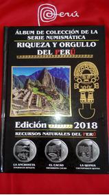Album Riqueza E Orgulho Do Peru.