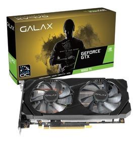 Placa De Vídeo Galax Gtx 1660ti 6gb Ddr6 192bits Nfe