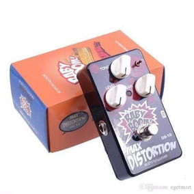 Pedal De Efeito Biyang Baby Boom Max Distortion Ds-10