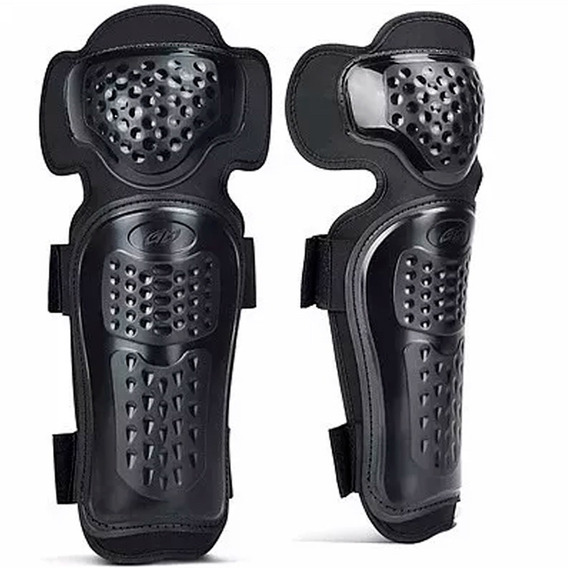 Rodilleras Cross Enduro Atv Pro Tork Titanium Solo Fas Motos