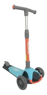 Royal Baby Monopatín Scooter Plegable Azul/naranja Rb-s1 E.f