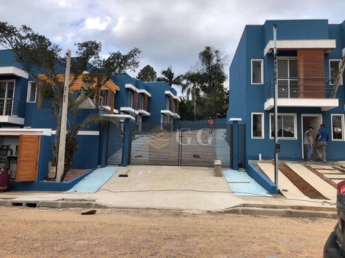 Sobrado Com 2 Dormitórios À Venda, 53 M² Por R$ 180.000,00 - Tarumã - Viamão/rs - So0112