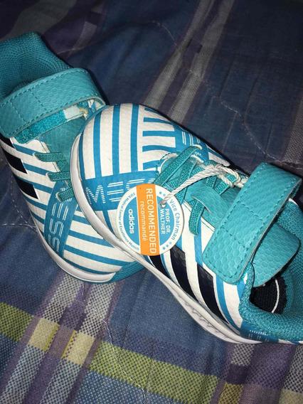 Tenis adidas Messi Talla 12 Cm