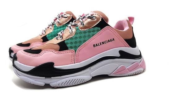 Tênis Balenciaga Triple-s Unissex + Frete Grátis Em 12x S/