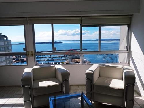 Apartamento Con Hermosa Vista En Península - Ref: 5425