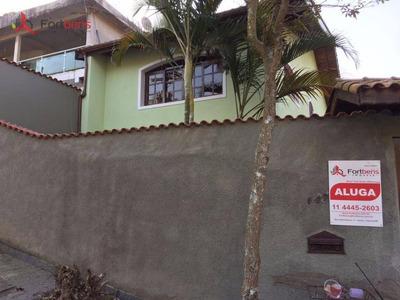 Sobrado Residencial Para Venda E Locação, San Diego, Caieiras. - So0463