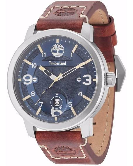 Relógio Timberland Tbl15017js03 Pembroke Brown